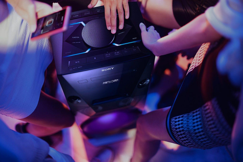 Sony Shake